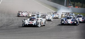 Race Start and Grid