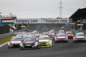 AUTO - WTCC HUNGARORING 2014
