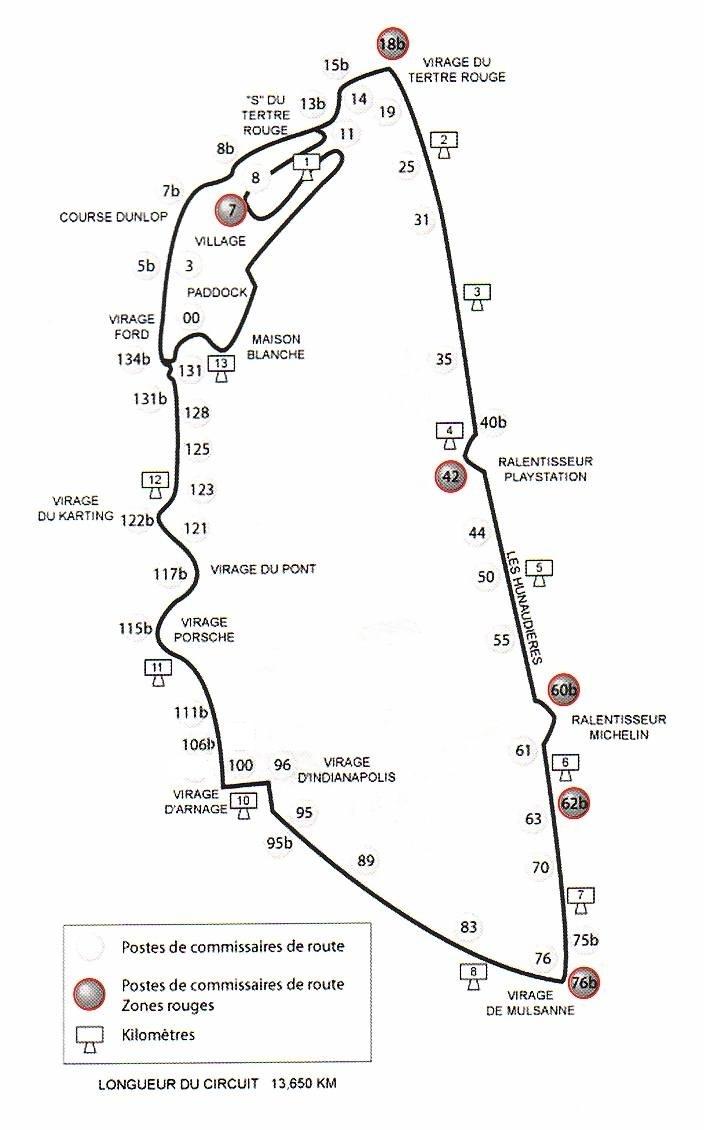 24h Le Mans Racingblog Guide 2016 Racingblog