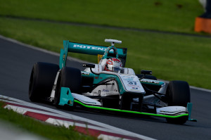 Super Formula Fuji Speedway 2014 Kazuki Nakajima