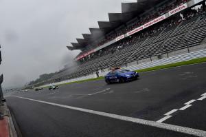 Super Formula Fuji Speedway 2014 Safety Car