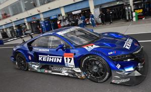 Super GT Keihin NSX Concept-GT Autopolis 2014