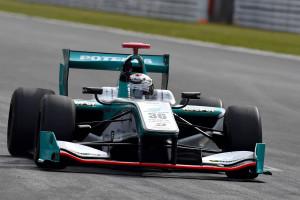 Super Formula Fuji Speedway 2014 Andre Lotterer 2