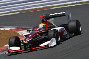 Super Formula Fuji Speedway 2014 Naoki Yamamoto