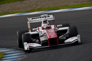 Super Formula Motegi 2014 Hideki Mutoh