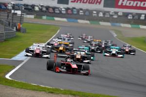 Super Formula Motegi 2014 Start 2