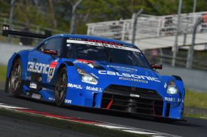Super GT Fuji 2014 Calsonic Impul GT- 2