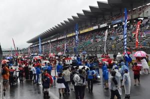 Super GT Fuji 2014 Grid 2