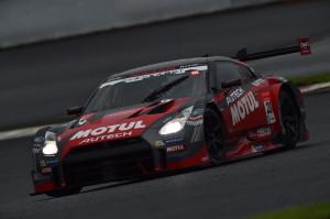 Super GT Fuji 2014 Motul Autech GT-R