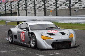 Super GT GT300 Mother Chassis Toyota GT86 2