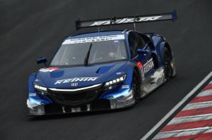 Super GT Sugo 2014 Keihin NSX Concept-GT