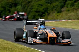 Super Formula Autopolis 2014  Yuji Kunimoto