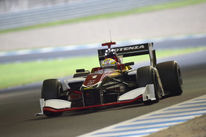 Super Formula Motegi 2014 Naoki Yamamoto