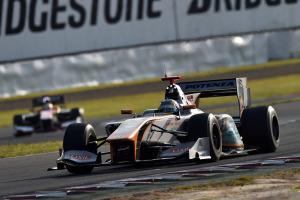 Super Formula Sugo 2014 Hiroaki Ishiura