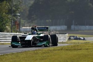 Super Formula Sugo 2014 James Rossiter
