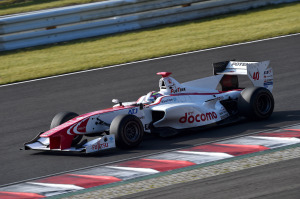 Super Formula Sugo 2014 Tomoki Nojiri