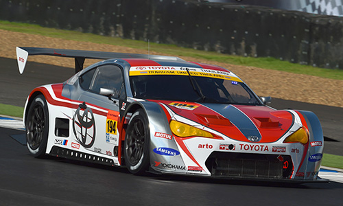 Super Gt Buriam 2014 Toyota Gt86 Racingblog