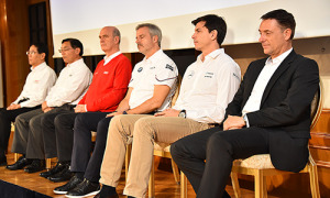 Super GT GTA ITR IMSA Steering Committee 2