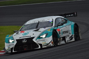 Super GT Suzuka 2014 Petronas Tom's RC F