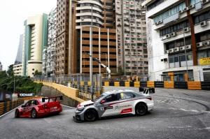 AUTO - WTCC MACAU 2014