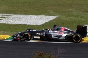Brazilian GP Race 09/11/14