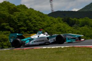 Super Formula Fuji Speedway 2014 Andre Lotterer 3