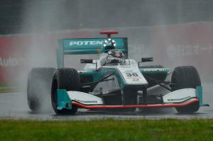 Super Formula Suzuka 2014 Andre Lotterer