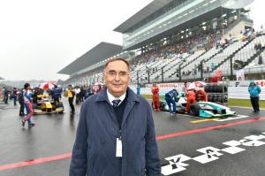 Super Formula Suzuka 2014 Gian Paolo Dallara