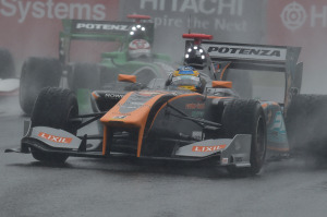 Super Formula Suzuka 2014 Hiroaki Ishiura