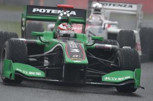 Super Formula Suzuka 2014 James Rossiter