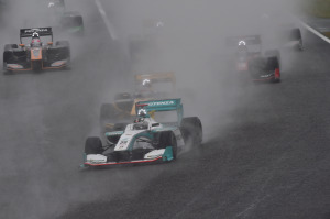 Super Formula Suzuka 2014 Race 2 Start 2