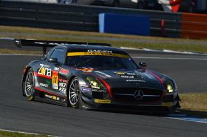 Super GT Motegi 2014 Gainer Dixcel SLS