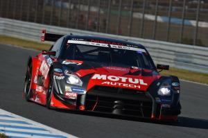 Super GT Motegi 2014 Motul Autech GT-R