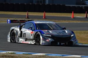 Super GT Motegi 2014 Weider Modulo NSX Concept-GT
