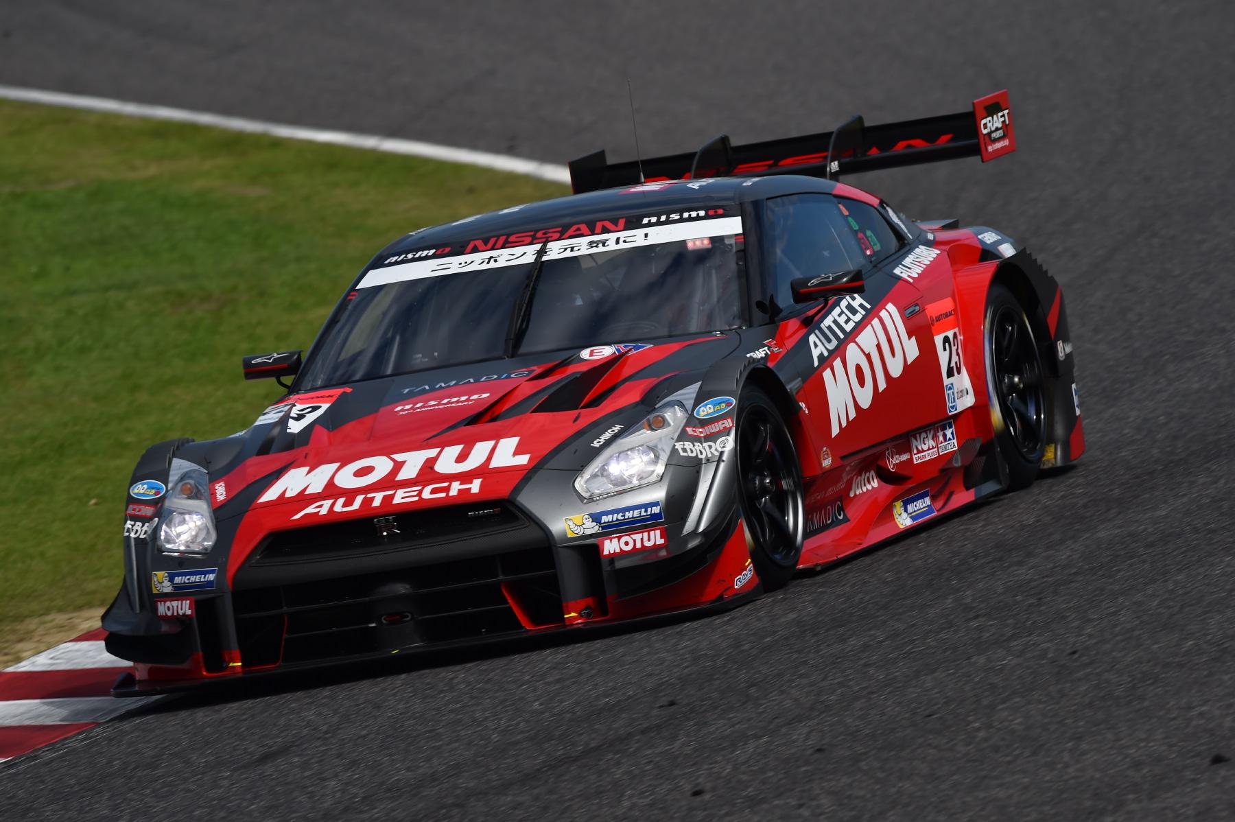 Super Gt Suzuka 2014 Motul Autech Gt R Racingblog 2017
