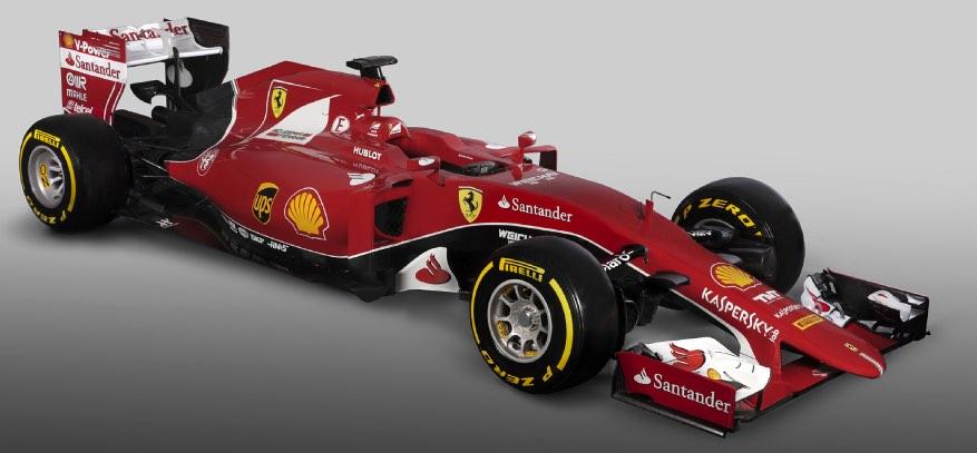 Formel Eins Bilder Ferrari Sf15 T Racingblog