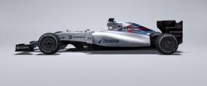 January 2015The Williams FW37Photo: Williams F1 ref: Digital Image FW37_1