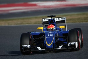 Barcelona F1 Test 19-22/02/15_2