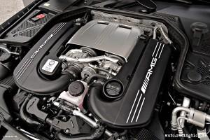 Mercedes-AMG C 63 T-Modell palladiumsilber metallic