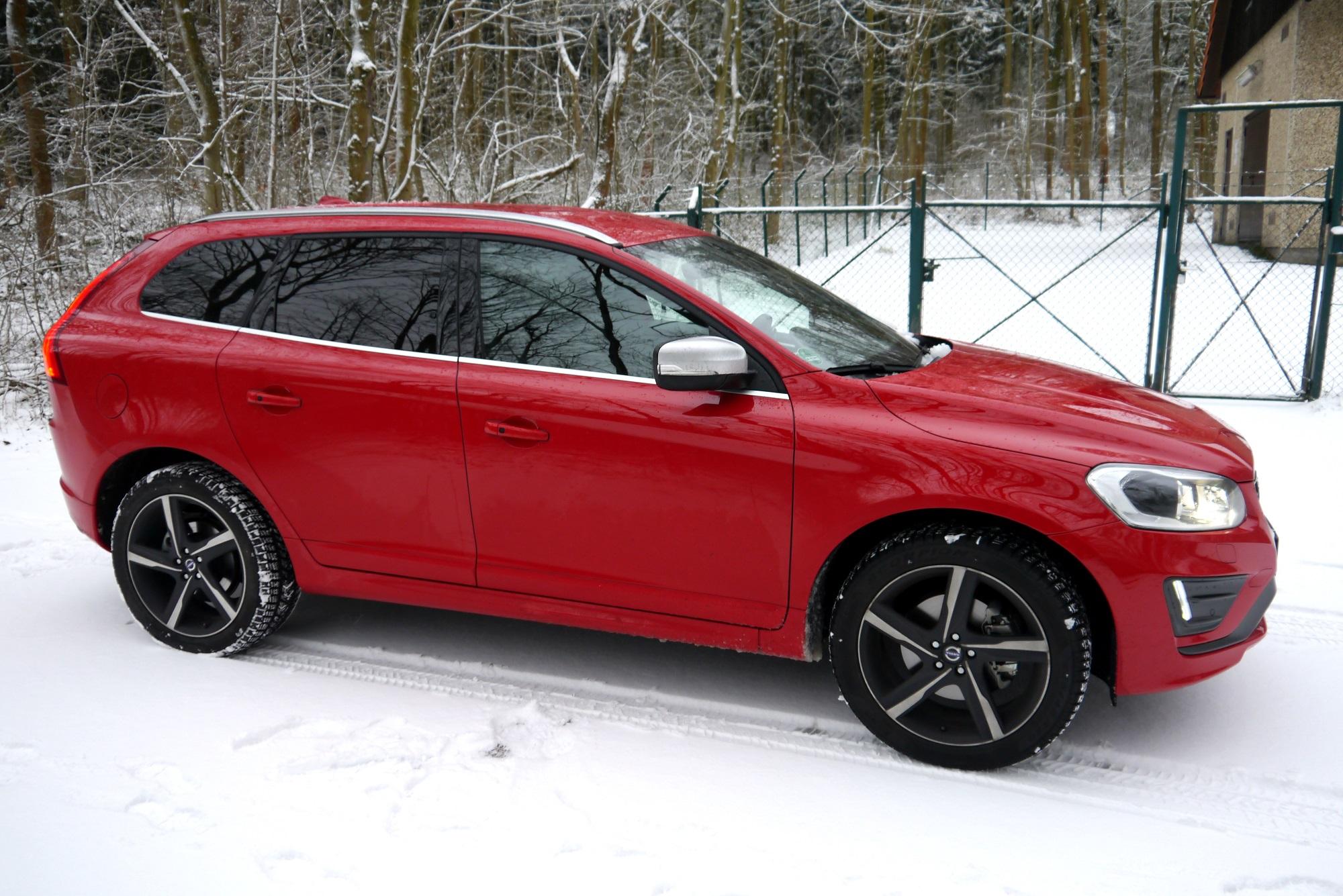Fahrbericht Volvo Xc60 D5 Awd Das Fahrende Wohnzimmer