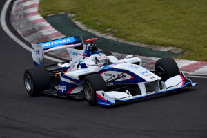 Super Formula 2014 Takuya Izawa