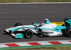 Super Formula 2015 André Lotterer