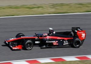 Super Formula 2015 Andrea Caldarelli