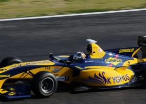 Super Formula 2015 Kamui Kobayashi