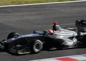 Super Formula 2015 Takashi Kogure