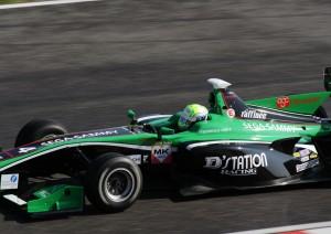 Super Formula 2015 William Buller