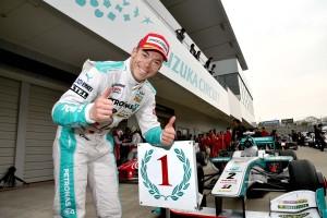 Super Formula Suzuka 2015 Andre Lotterer 2