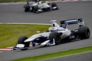Super Formula Suzuka 2015 Bertrand Baguette