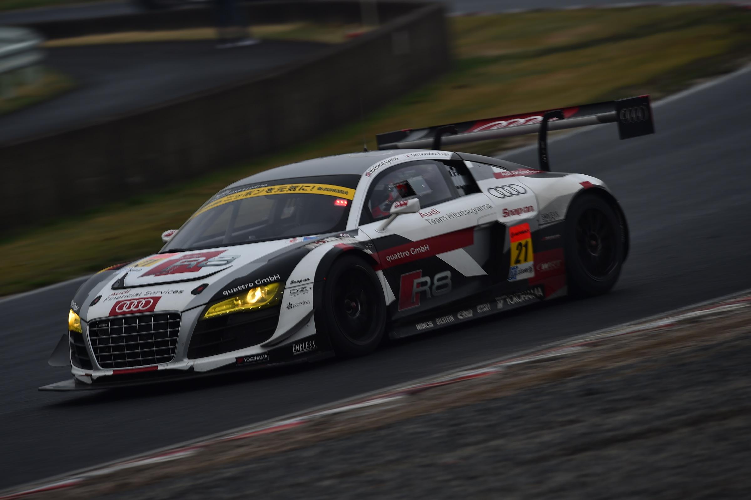 Super Gt Okayama 2015 Audi R8 Lms Ultra Racingblog