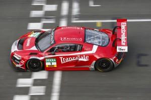 Motorsports: ADAC GT Masters, Test Oschersleben